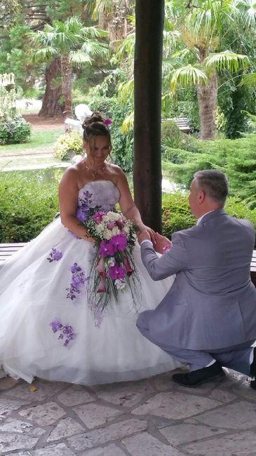 Notre mariage le 19/09/20 1