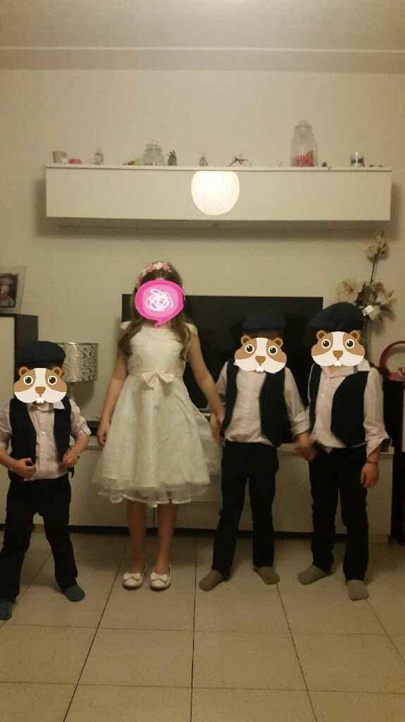 Nos enfants et leurs tenues!!! - 1