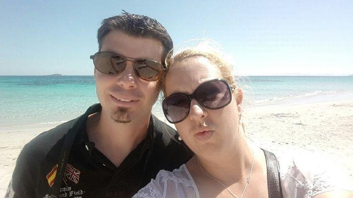 Petit week end post mariage... - 2
