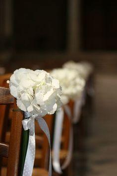 Decoration Mariage Banc D Eglise : Décoration banc d église forum mariages