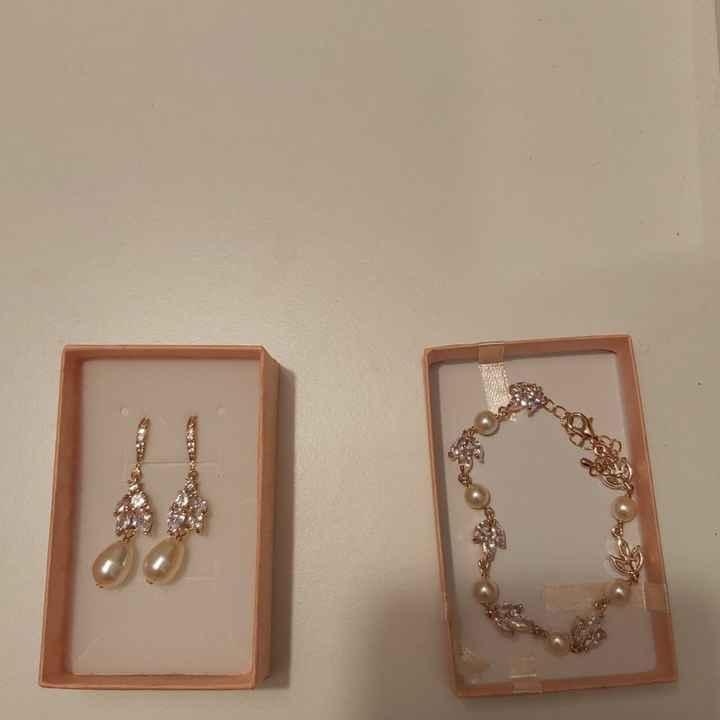 Bijoux mariée - 1