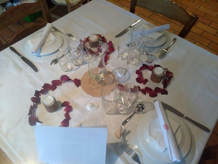 Déco de table 1