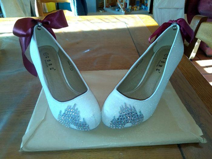 Chaussures Mariée 👠👠👠 2