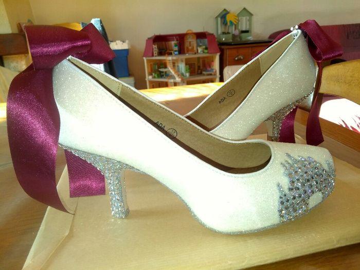 Chaussures Mariée 👠👠👠 3