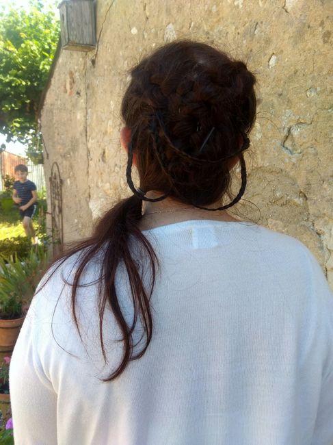 Cheveux ondulés ou non 1