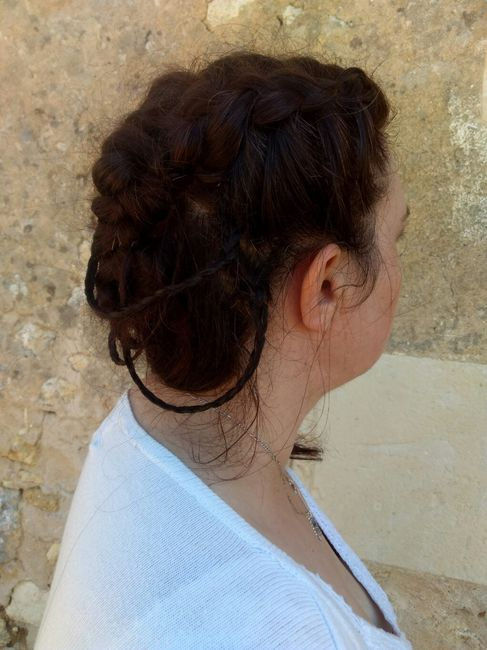 Cheveux ondulés ou non 2