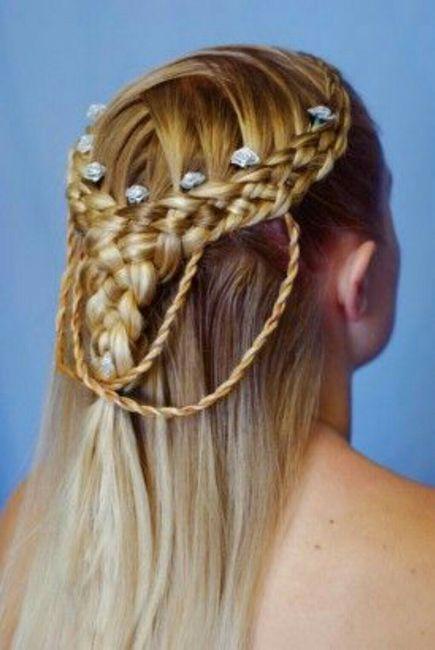 Cheveux ondulés ou non 3