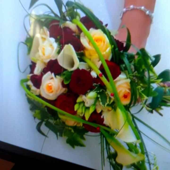 Voyage dans le temps 4 : bouquet. - 1
