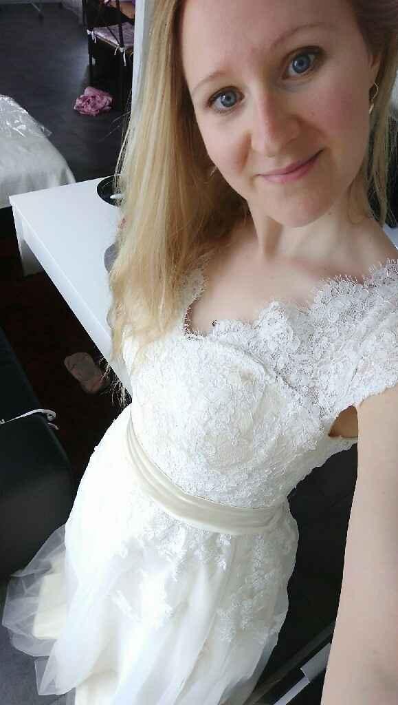 Ma seconde robe pour la soirée - 1