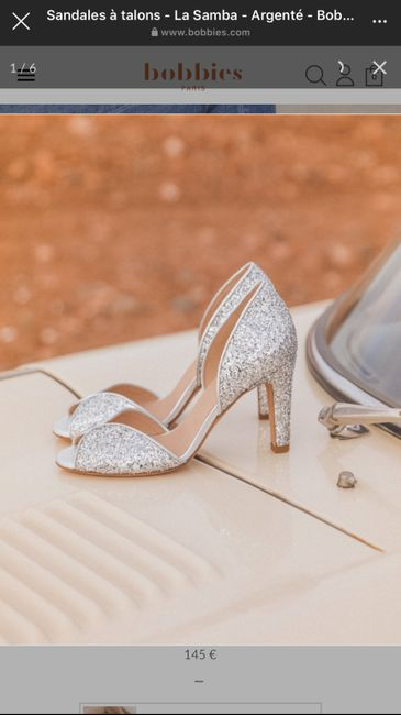 Chaussures de mariée 4