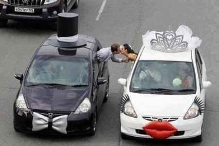 trop top les voitures !