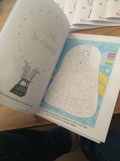 Diy cahier de coloriage enfant - 4