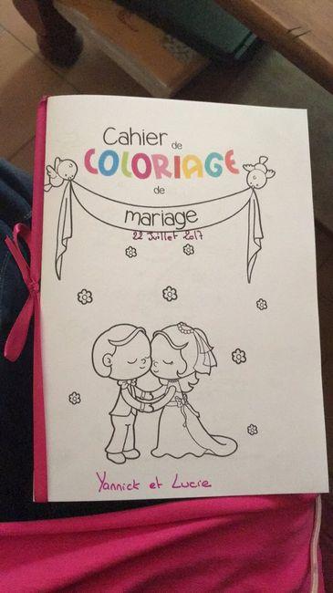 Diy cahier de coloriage enfant - 8