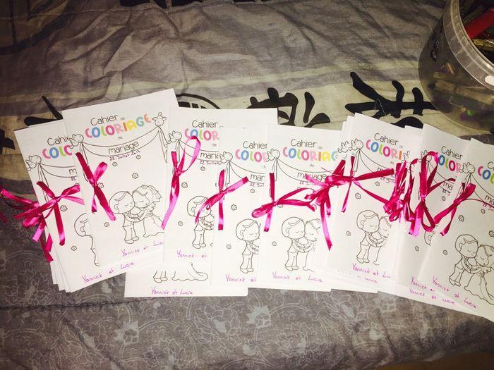 Diy cahier de coloriage enfant - 1