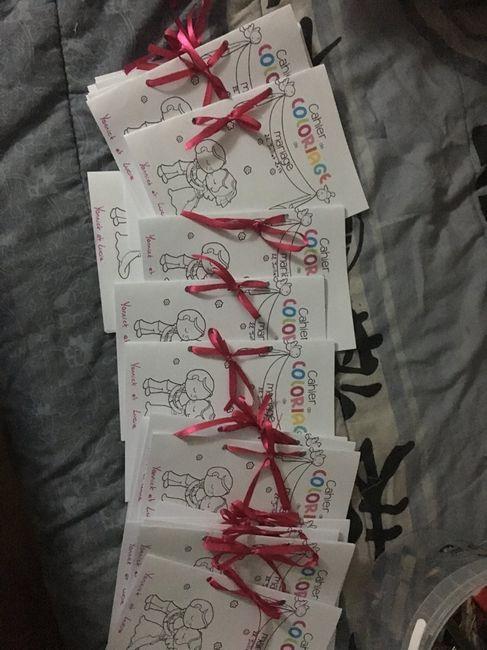 Diy cahier de coloriage enfant - 2