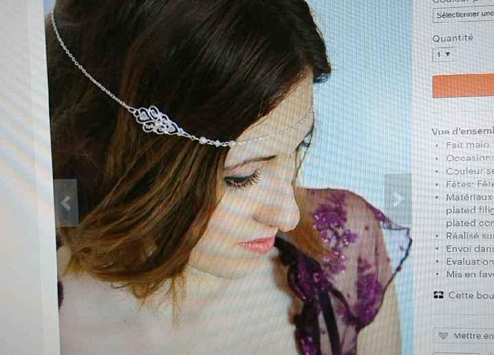 Look mariée - 1