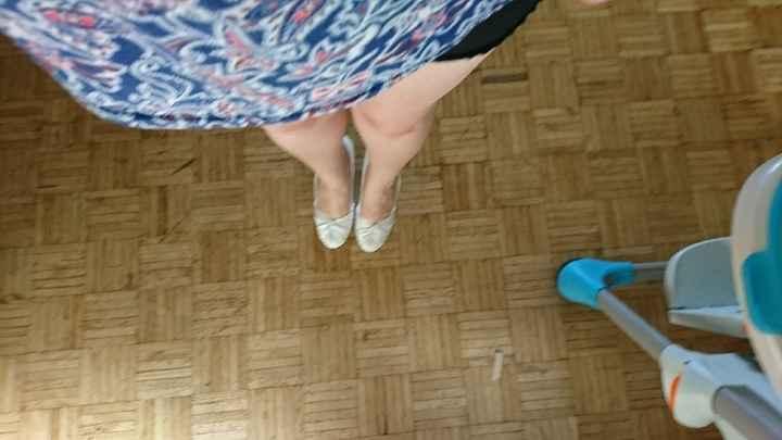 Quand tu dois faire tes chaussures... - 1