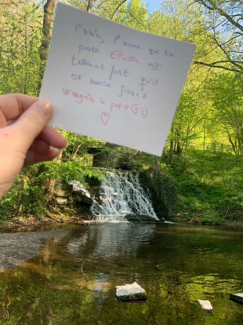 Love note d'amour 2