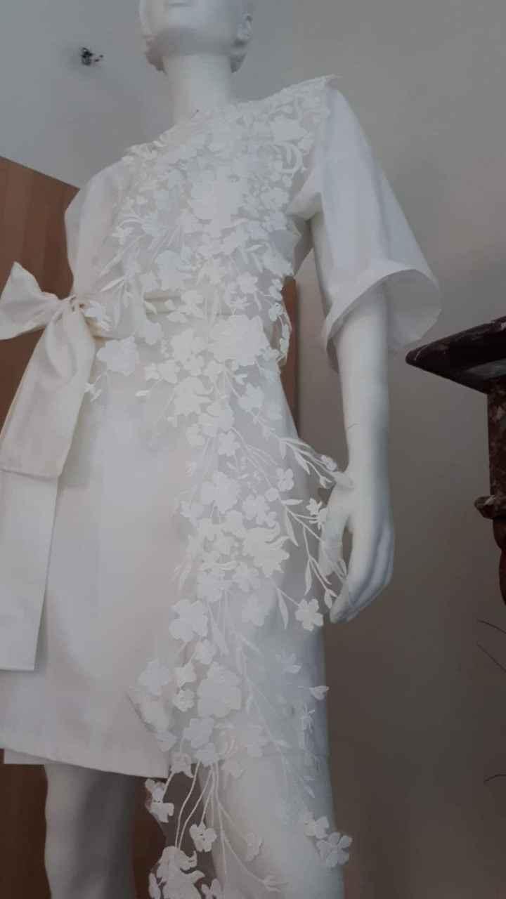 Les 3 tissus de ma robe - 4
