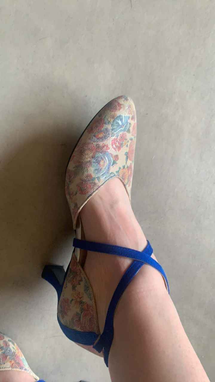 Mes chaussures - 1
