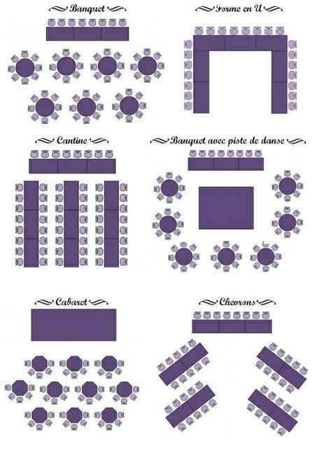mise en place des tables banquets forum. Black Bedroom Furniture Sets. Home Design Ideas