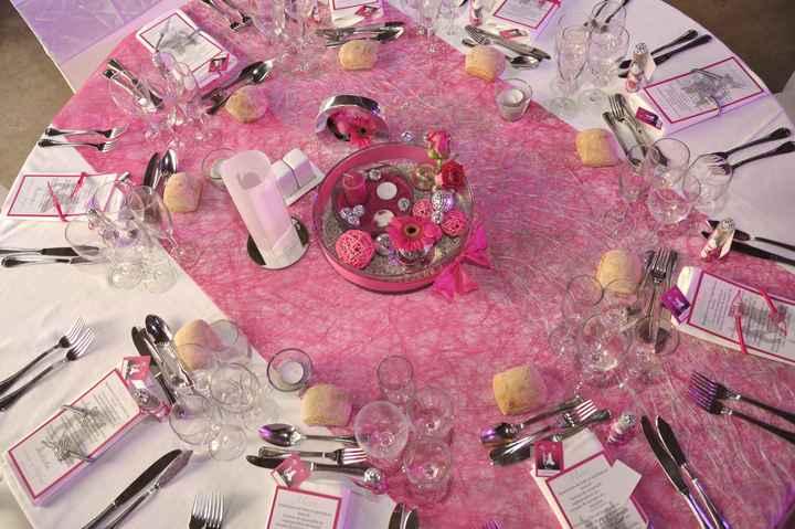 Déco de table