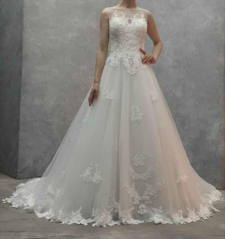 Robe de mariée sur internet 1