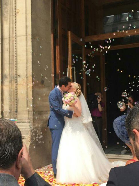 Mon mariage de rêve du 9 juin 2018 - 3