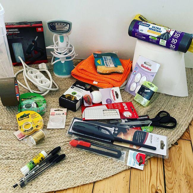 Kit d'installation pour la salle 💒 1