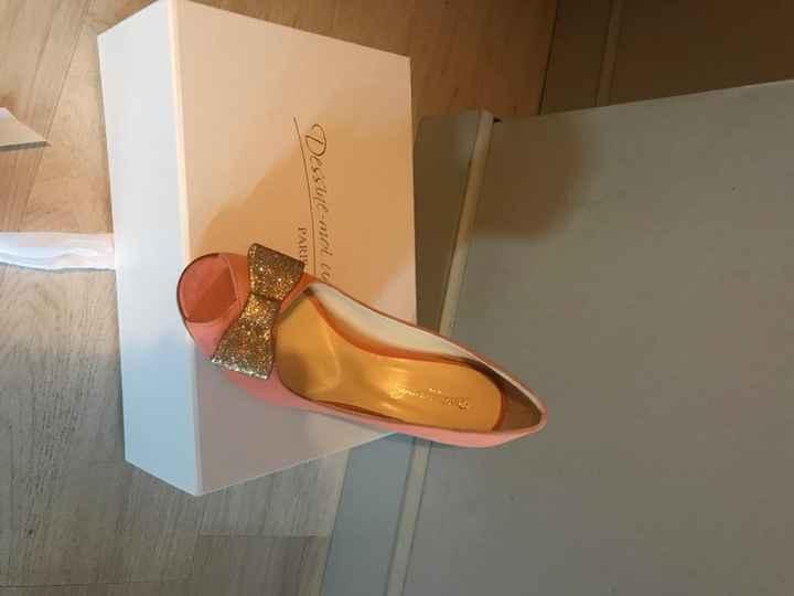 Dessine moi un soulier - Elles sont là !! - 2