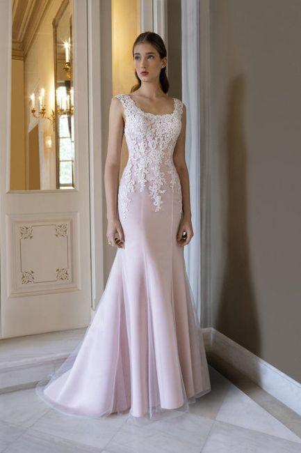 Quelle est la couleur de ma robe de mariée 👰🏻 2
