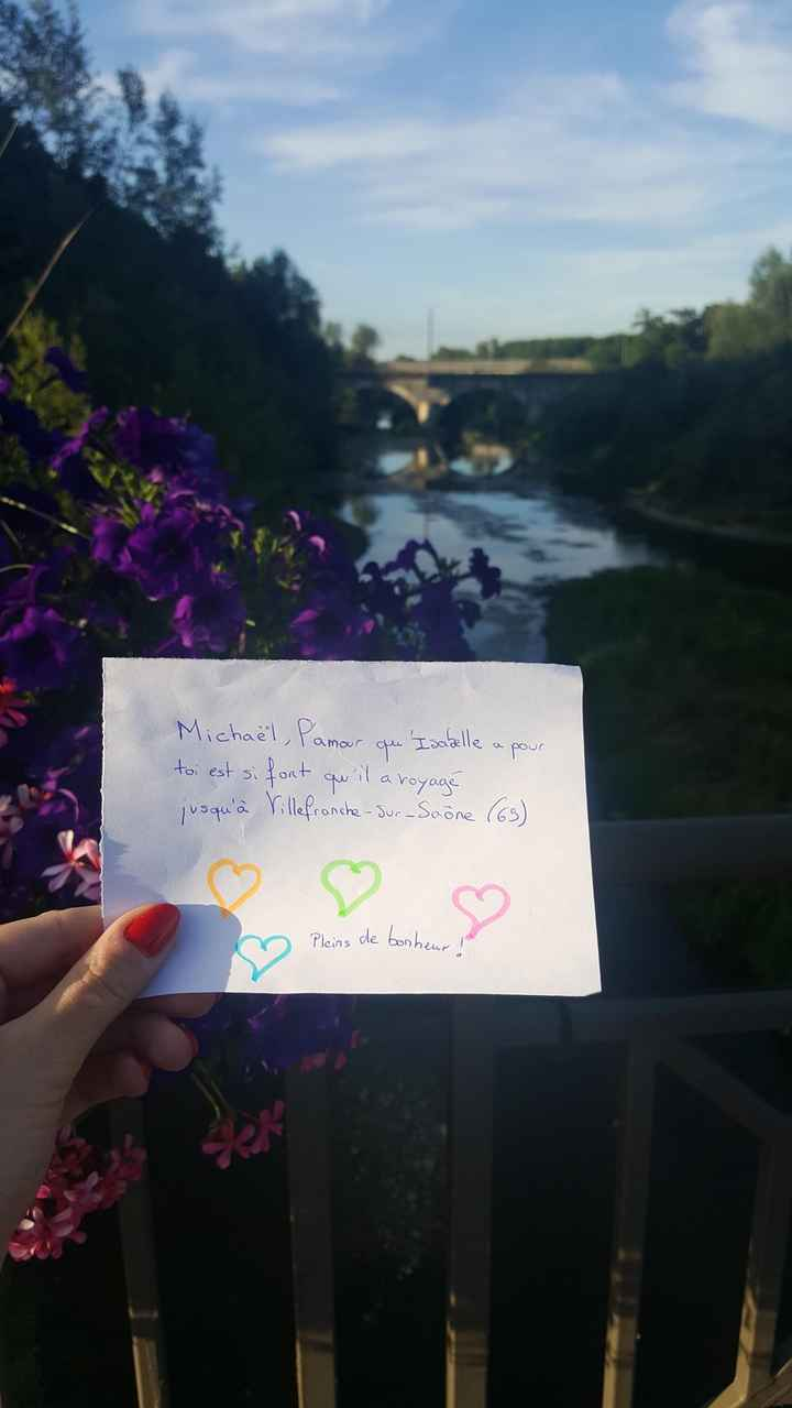 Love note besoin d'aide - 1