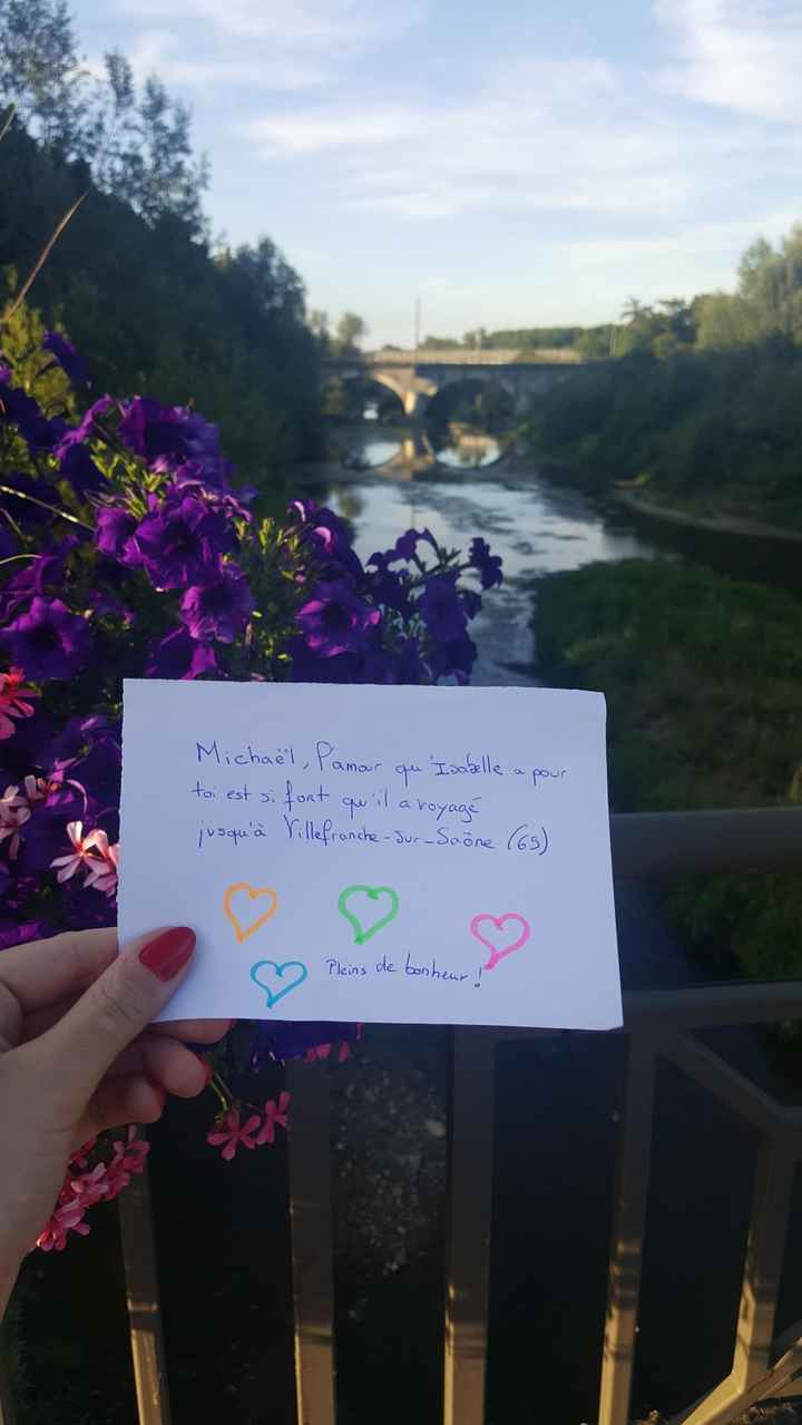 Love note besoin d'aide - 2