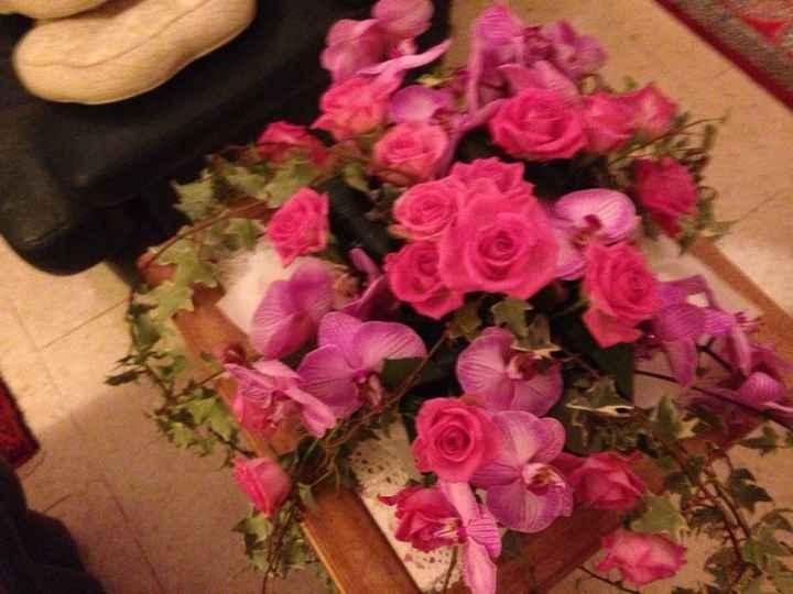 Idée composition florale