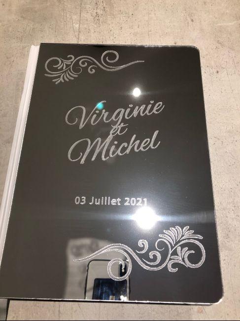 Plan de table & Livre D'or ... 2
