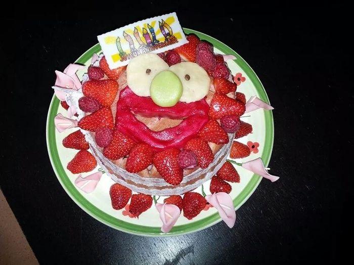 Des idées de décoration et de gâteaux à base de fraises - 1