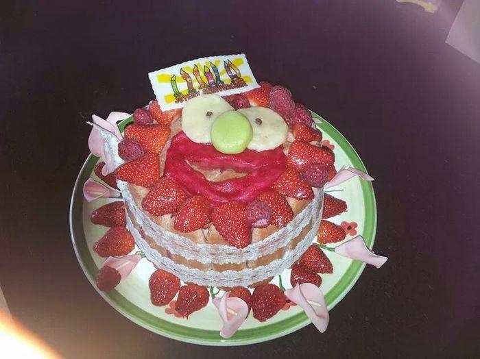 Des idées de décoration et de gâteaux à base de fraises - 2