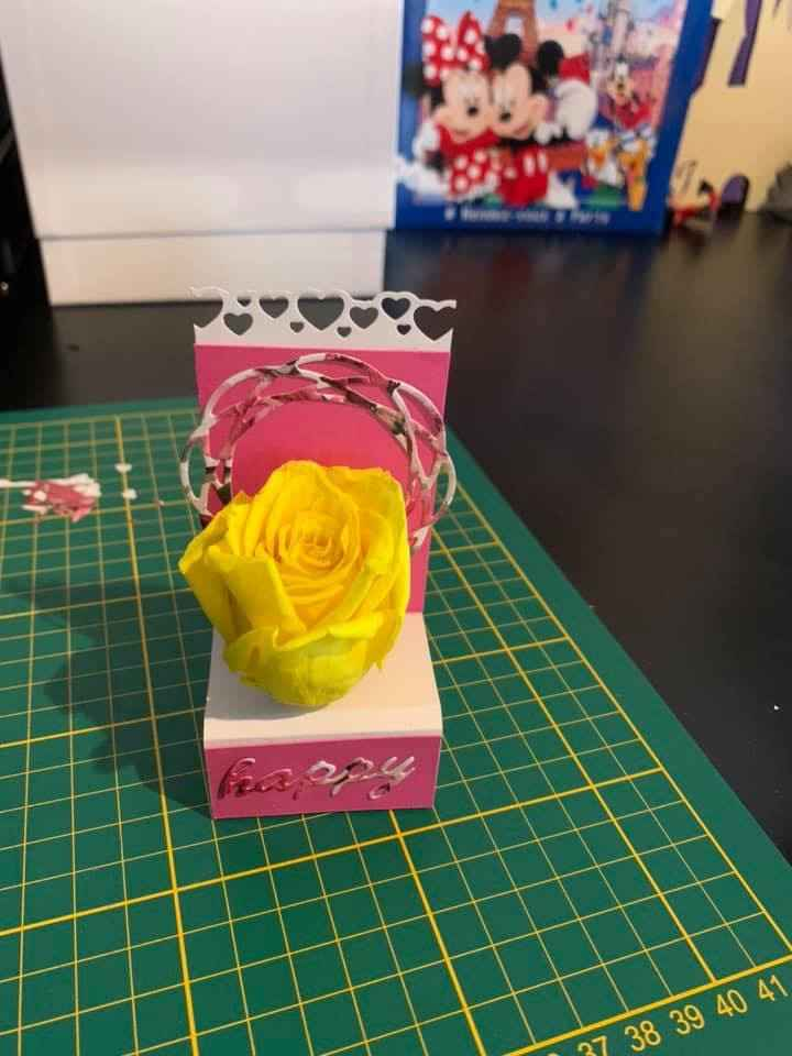 Faie part , boîte à dragée cadeaux - 4