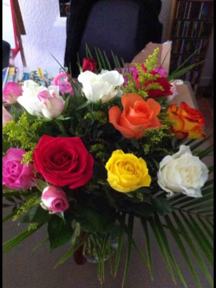 Fleuriste...check - 1