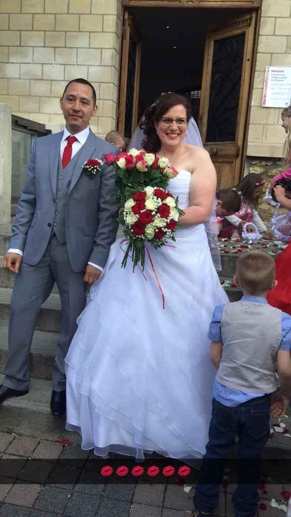 Petites photos de mon mariage... - 1