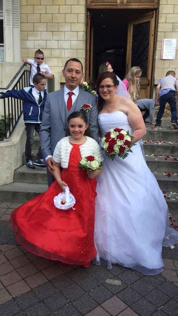 Petites photos de mon mariage... - 2