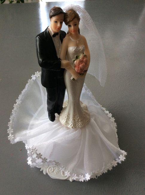 Gateau de mariage commandé - 2 - Photo Banquets