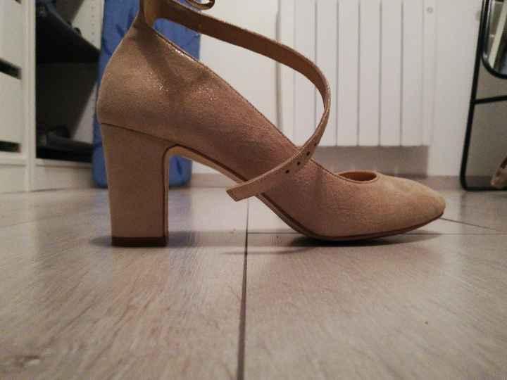 Problème de chaussures !!! - 1