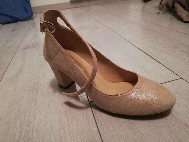 Problème de chaussures !!! - 2