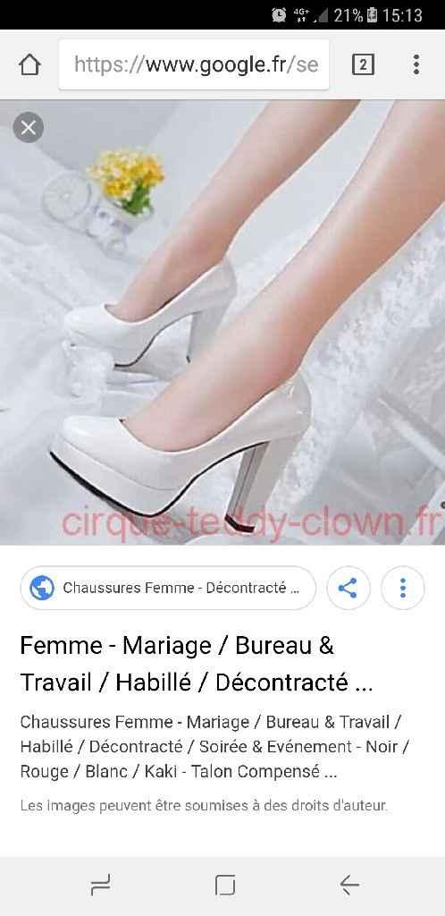 Chaussure choisis - 2