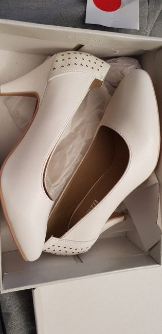 Chaussure trouve - 1