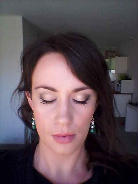 Mon essai maquillage - 2