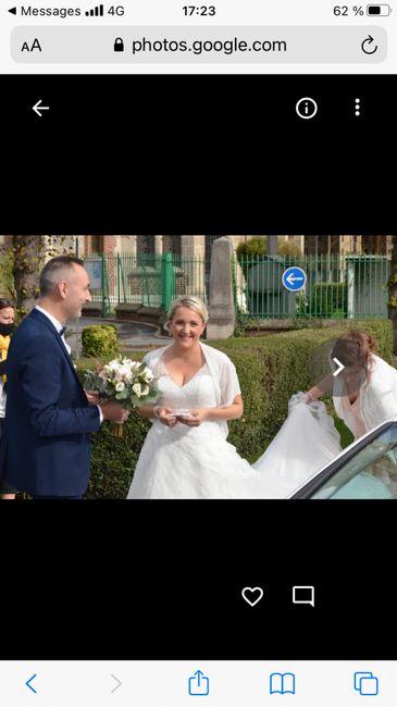 Mariée depuis le 10 octobre 2020. 1
