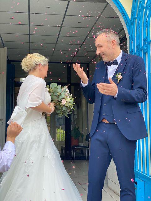 Mariée depuis le 10 octobre 2020. 2