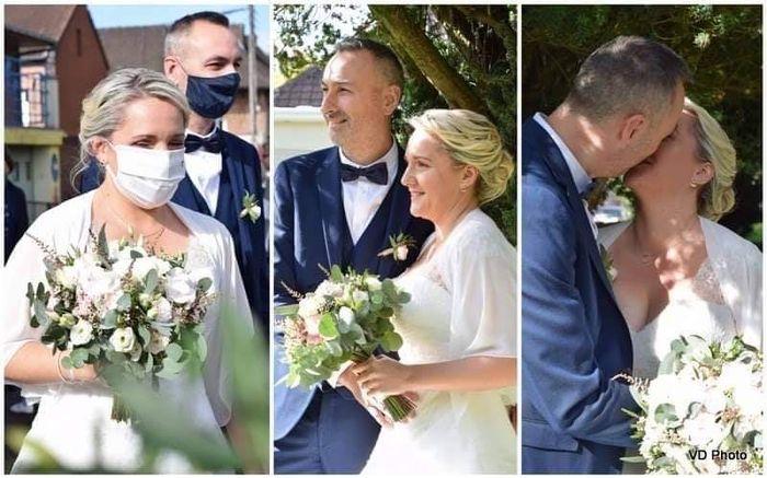 Mariée depuis le 10 octobre 2020. 3